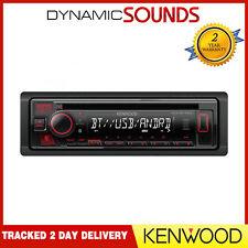 Kenwood Kdc-Bt430u CD Bluetooth USB/Haut-Parleur Android Prêt Autoradio Spotify