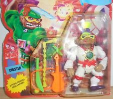STONE PROTECTORS CHESTER vintage ACTION FIGURE PORTUGAL Version CONCENTRA 1992
