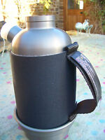 beautiful DS STORM Kettle in de-luxe Anodized Titanuim finish, from Eydon