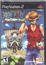 Video Game - Sony Playstation 2 PS2 ONE PIECE GRAND ADVENTURE Factory Sealed