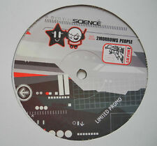"""12"""" UK**PURE SCIENCE - 2MORROWS PEOPLE / MAKE A GROOVE / KARATE***18053"""