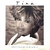 Tina Turner ‎CD What's Love Got To Do With It - Europe (EX/EX)