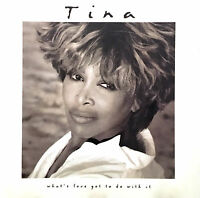 Tina Turner CD What's Love Got To Do With It - Europe (EX/EX)