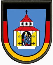 Wappen von Neuötting  Aufnäher ,Pin, Aufbügler