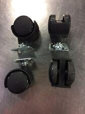 (4) Frigidaire Dehumidifier Castors FFAD5000T10 FFAD7000T10