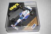 Onyx 235 Williams Renault Formel 1 FW17 Damon Hill 1:43 Vitrine