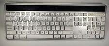 Logitech K750  Wireless Solar Keyboard macOS Layout - Silver