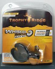 Trophy Ridge Whisker Biscuit Quick Shot- Black, Medium. AWB100MW.  New.