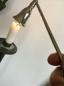 Hinged Candle Snuffer