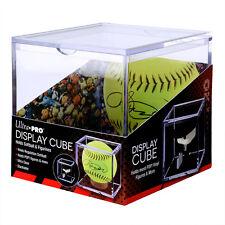 1 Ultra Pro Softball Storage Square Holder Display Case