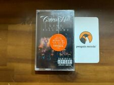 Cypress Hill - Live At The Fillmore CASSETTE TAPE KOREA EDITION SEALED