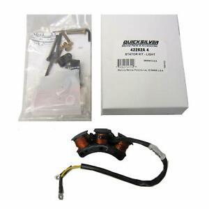 NEW MERCURY QUICKSILVER OUTBOARD STATOR KIT-LIGHT  P/N 4228A4