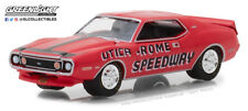 1:64 GreenLight *HOBBY EXCLUSIVE* 1972 AMC Javelin AMX UTICA ROME SPEEDWAY *NIP*
