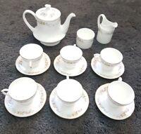 mayfair bone China tea set