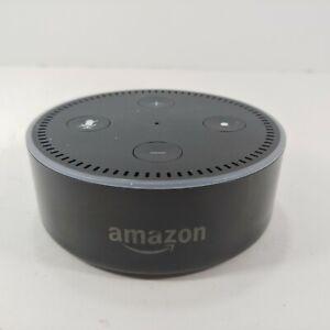 Amazon Model RS03QR Eco Dot 2ND Generation Smart Speaker Black