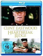 Blu-ray * Heartbreak Ridge * NEU OVP * Clint Eastwood
