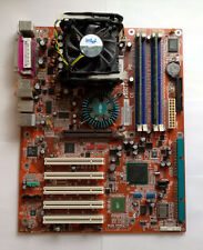 Abit IS7 i865PE Mobo with Pentium 4 3GHz SL7E4 HT CPU and 2GB RAM - Test OK!