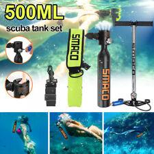 Smaco Diving Scuba Cylinder Oxygen Respirator Tank Summer Underwater Breath