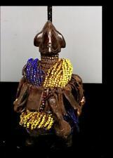 Old   Tribal Namji Fertility Doll Figure   Mask    -  ~ Cameroon  BN 55