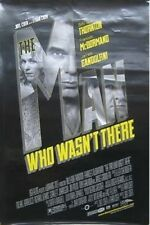The Mann Who Wasn'T There Film Promo Poster (MV7)