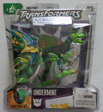 Transformers Cybertron Undermine Figure MISP Brand New