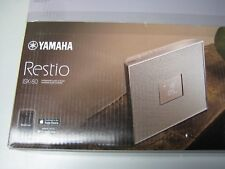 Yamaha RESTIO ISX 80, NEU! Integrierte Audiosystem.