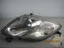 TOYOTA YARIS RIGHT HEADLAMP NCP9#, HATCH, NON HID, ELECT ADJ, LENS# 52-184, 10/0
