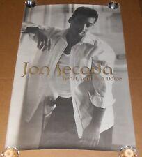 Jon Secada Heart, Soul, & Voice 1999 Promo Poster 36x24