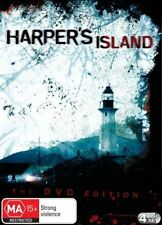 Harper's Island - 4 disc set = Brand New DVD R4