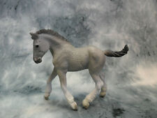 CollectA NIP * Shire Foal - Grey * #88575 Model Horse Draft Filly Figurine Toy