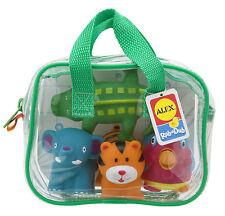 Alex Jungle Squirters for the Tub BATH TOY Pool Teething Kid Game Child AL700J