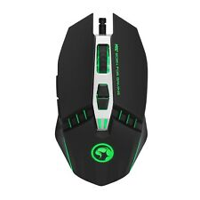 Scorpion 7 Colour LED Gaming PC Computer Mouse Programmable 7 Buttons 4000 DPi