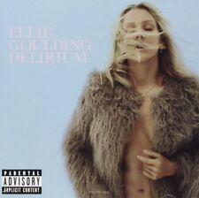 Delirium [PA] by Ellie Goulding (CD, Nov-2015, Interscope (USA)) NEW
