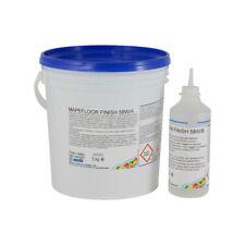MAPEFLOOR FINISH 58 W MAPEI - Finitura poliuretanica alifatica bicomponente