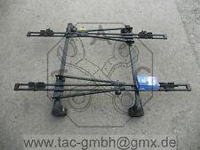 2 Grundträger + 2 Fahrradträger gebraucht, Nissan Primera