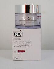 RoC Hydra+ Nourishing Comfort Cream triple moisturizing action dry skin type