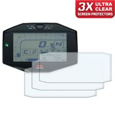 3x SUZUKI GSXR 1000 L7 2017> Instrument / Dashboard / Speedo Screen Protector UC