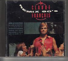 RARE CD ALBUM CLAUDE FRANCOIS / REMIX 90'S
