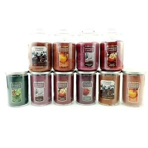 Yankee Candle Original Classic Large Jar Candle 22 oz Single and Double Wick