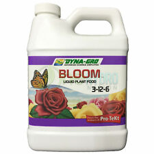 Dyna Gro Bloom 3-12-6 8 oz. Liquid Plant Food Fertilizer Hydroponic grow