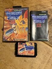 Thunder force 3 RARE SEGA MEGADRIVE GAME