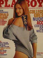 Playboy October 2004 | Kimberly Holland Girls of ACC Donald Trump   #1267+