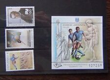 Greece 1994 Sports Events and Anniversary set & Miniature sheet MNH