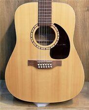 Simon & Patrick SP12 Cedar 12 String Acoustic, Natural, Second-Hand