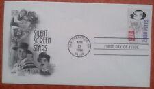 First day of issue 1994 Silent Screen Stars, Zasu Pitts, Scott # 2824