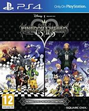 Kingdom Hearts HD 1.5 and 2.5 Remix for Playstation 4 PS4 - UK