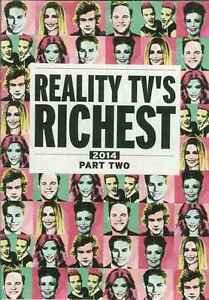 Reality TV's Richest Part Two