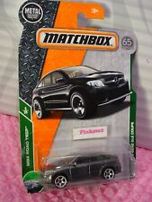 2018 MATCHBOX #5 MERCEDES-BENZ GLE COUPE☆metallic gray☆ROAD TRIP☆65TH☆case e