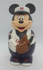 Rare Vintage Nesting Baseball Mickey Mouse Magnetic Figurines