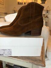 L K Bennett Dylan Cowboy Boots 6 (39)